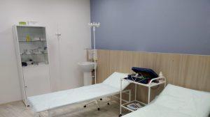 Поликлиника на улицеБлагоева 31, корпус 2 (Гидрострой, ГМР, Гидростроителей)